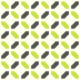 Modello variopinto delle mattonelle geometriche senza cuciture Fotografia Stock