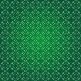 Modello verde Immagine Stock
