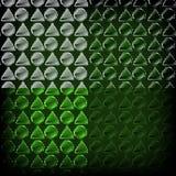 modello verde Immagine Stock Libera da Diritti