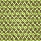 Modello verde oliva Fotografia Stock Libera da Diritti