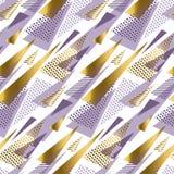 Modello viola del fondo di colore Immagine Stock