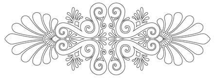modellvektor Royaltyfri Bild