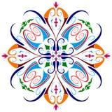 modellvektor royaltyfri illustrationer
