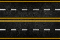 modellvägtextur Royaltyfri Bild