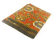 Modelo étnico tradicional del batik de Indonesia de Java Javanese Imágenes de archivo libres de regalías
