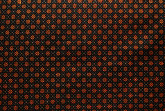 Modelo 1 del batik Imagenes de archivo