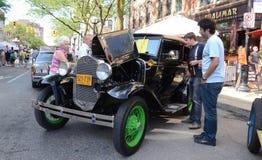 Modelo 1930 de Ford um Victoria Fotografia de Stock