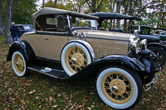 Modelo 1931 un automóvil descubierto de Ford Fotografía de archivo libre de regalías