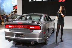 Modelo 2011 do carregador do rodeio Fotos de Stock Royalty Free