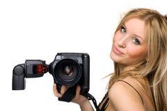 Modelo Fotos de Stock Royalty Free