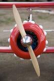 Modelo 4 de los aviones Fotos de archivo libres de regalías