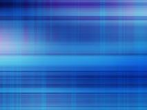 Modelo abstracto azul del sitio web del fondo Fotografía de archivo