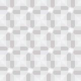Modelo abstracto blanco del fondo Stock de ilustración