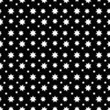 Modelo abstracto blanco y negro, fondo, textura Foto de archivo