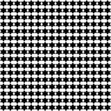 Modelo abstracto blanco y negro, fondo, textura Imágenes de archivo libres de regalías