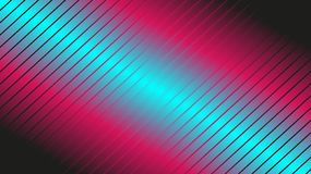 Modelo abstracto con las líneas rectas dispuestas diagonalmente ilustración del vector