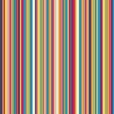 Modelo abstracto con las rayas coloridas libre illustration