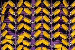 Modelo abstracto de colores Imagen de archivo libre de regalías