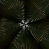 Modelo abstracto de cristal del wavey radial dramático foto de archivo libre de regalías