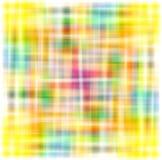 Modelo abstracto de la falta de definición Fotografía de archivo