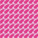 Modelo abstracto de la forma de la pluma Fotos de archivo libres de regalías