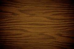 Modelo abstracto de madera de Brown Foto de archivo