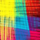 Modelo abstracto del color en estilo de la pintada ejemplo del vector de la calidad para su diseño ilustración del vector