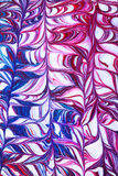 Modelo abstracto del fondo Fotografía de archivo