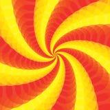 Modelo abstracto del fractal Foto de archivo libre de regalías