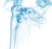 Modelo abstracto del humo Fotografía de archivo libre de regalías