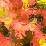 Modelo abstracto del polígono Imágenes de archivo libres de regalías