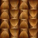 Modelo abstracto del revestimiento de madera - texturice el modelo para la réplica continua stock de ilustración