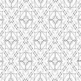Modelo abstracto del vector Imagen de archivo libre de regalías