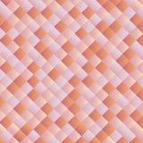 Modelo abstracto del vector con los triángulos Fotos de archivo