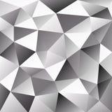 Modelo abstracto geométrico Imágenes de archivo libres de regalías