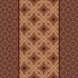 Modelo abstracto inconsútil, fondo de la textura del ornamento Fotografía de archivo