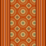 Modelo abstracto inconsútil, fondo de la textura del ornamento Imagen de archivo libre de regalías