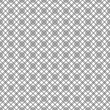 Modelo abstracto inconsútil geométrico Imagen de archivo