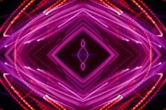 Modelo abstracto rosado stock de ilustración