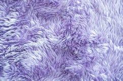 Modelo abstracto superficial de la tela del primer en la alfombra azul de la tela en el piso del fondo de la textura de la casa Imagen de archivo