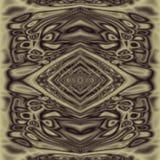 Modelo abstracto tribal de plata del fondo libre illustration