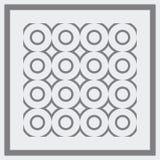 Modelo abstracto. Vector. Foto de archivo libre de regalías