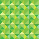 Modelo abstracto verde del fondo Ilustración del Vector