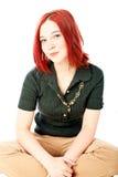 Modelo adolescente Fotos de archivo