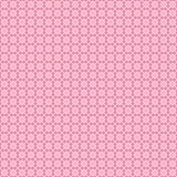 Modelo adornado rosado stock de ilustración