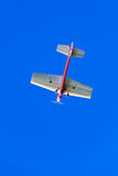 Modelo airplane2 Fotografia de Stock Royalty Free