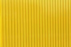 Modelo amarillo imagen de archivo libre de regalías