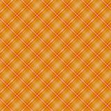 Modelo anaranjado cruzado inconsútil de la diagonal del shading stock de ilustración