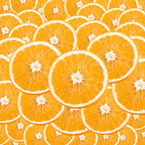 Modelo anaranjado fresco Fotografía de archivo libre de regalías