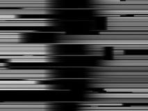Modelo arquitectónico abstracto del negro de la pendiente del detalle ilustración del vector
